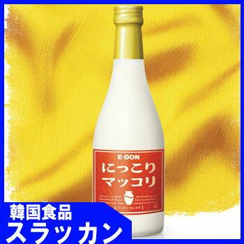 イドン【二東】マッコリ-360ml瓶 韓国伝統酒の商品画像