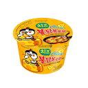 【三養】チーズブルダック炒め麺 カップ16個(1ケース)