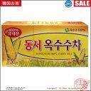 【韓国茶】東西|ドンソ コーン茶 15TB