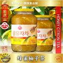 【韓国お茶】オットギ(三和) 蜂蜜 柚子茶(ゆず茶) 500g × 10本