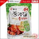 ■【韓国食品|キムチ|冷蔵】韓国 宗家(ジョンガ) チョンガ...