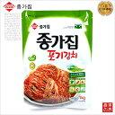 【韓国食品・キムチ・冷蔵】韓国 宗家(ジョンガ) 白菜キムチ...