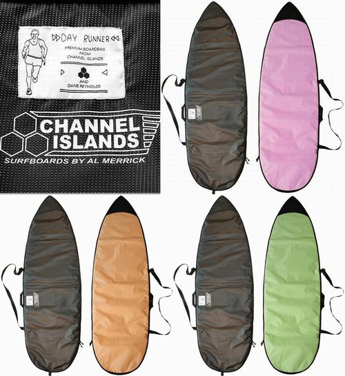 【Channel Islandsチャンネルアイランド】【AL MERRICKアルメリック】【Dane Reynolds Day Runner Boardbag 5'8〜6'8】