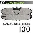 DESTINATION,ディスティネーション,サーフィン,サーフボードケース●DAY BAG V-CUT LONG BOARD 10'0