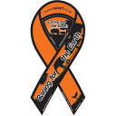 サーフィン,リボンマグネット,寄付,募金●WWFジャパン リボンマグネット(オレンジ)
