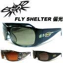 サングラス,BLACKFLYS,ブラックフライズ,09年モデル●FLY SHELTER 偏光レンズ