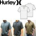 上品なポロはリアル・ハーレーのマストアイテム!〔あす楽対応〕ハーレー,Hurley,メンズ,ポロシャツ●DOUBLE UP MENS S/S POLO
