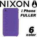 1125NIXON〔あす楽対応〕NIXON,ニクソン,iPhone,携帯カバー,iPhoneケース●FULLER 3G対応