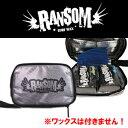 RANSOM.ランソン,ワックス,コーム,保冷剤●RANSOM WAX CASE ワックスケース