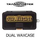 ワックス,ワックスケース,TRANSPORTER,トランスポーター●DUAL WAXCASE デュアルワックスケース