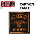 〔あす楽対応〕CAPTAINFIN,キャプテンフィン,ステッカー●CAPTAIN EAGLE Sticker