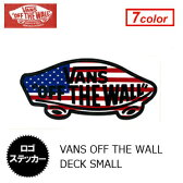 〔あす楽対応〕VANS,バンズ,ステッカー●VANS OFF THE WALL DECK SMALL VANS005