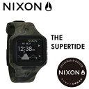 〔あす楽対応〕【送料無料】ポイント10倍,NIXON,ニクソン,腕時計,正規取扱店●SUPERTIDE-MARBLED-CAMO