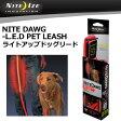 NITE IZE,ナイトアイズ,ペット,散歩,リード,LEDライト,安全対策●NITE DAWG-L.E.D PET LEASH ライトアップドッグリード