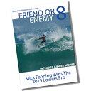 サーフィンDVD ショート WCT トラッセルズ カリフォルニア 大原洋人 メール便対応可●FRIEND OR ENEMY 8