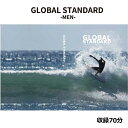 サーフィン,DVD,ショート●GLOBAL STANDARD -MEN- グローバルスタンダード