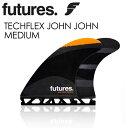 〔あす楽対応〕【送料無料】FUTUREFINS,フューチャーフィン,ジョンジョンフローレンス,M,NEW●TECHFLEX JOHN JOHN MEDIUM