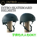 INTRO,イントロ,スケートボード,プロテクター,頭,子供用,大人用,sale●INTRO SKATEBOARD HELMETS ヘルメット