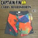 CAPTAIN FIN/キャプテンフィン LARRY BOARDSHORTS MLT 男性用 サーフパンツ ボードショーツ_02P01Oct16