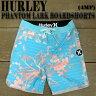 HURLEY/ハーレー PHANTOM LARK BOARDSHORTS 4MF 男性用 サーフパンツ ボードショーツ_P20Aug16