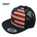 ショッピングhurley 値下げしました!HURLEY/ハーレー MIXTAPE HAT 451 OBSIDIAN SNAPBACK CAP/キャップ HAT/ハット 帽子 トラッカー TRUCKER HATS メッシュキャップ