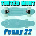 PENNY SKATEBOARDS/е┌е╦б╝е╣е▒б╝е╚е▄б╝е╔ TINTED MINT CLASSICS COLLECTION PENNY/е┌е╦б╝ 22 е▀е╦епеыб╝е╢б╝е╣е▒е▄б╝ ┴ў╬┴╠╡╬┴ е▀е╦_е╖ечб╝е╚SK8