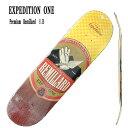 値下げしました!EXPEDITION ONE/エクスペディションワン スケートボード/スケボー デッキ PREMIUM TOM REMILLARD 8.38 DECK SK8_02P01Oct16