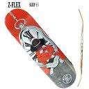 Z-FLEX/ジーフレックス スケートボードデッキ SLEEP 8.5 DECK スケボーSK8_02P01Oct16