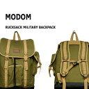 値下げしました!MODOM/モドム バックパック/BACKPACK RUCK SACK MILITARY リュック サーフィン_02P01Oct16
