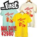 LOST/ロスト メンズ 半袖Tシャツ MAI DAY TEE T-SHIRTS_02P01Oct16