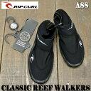 RIP CURL/リップカール CLASSIC REEF WALKERS サーフブーツ BLACK_02P01Oct16