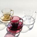 スガハラガラスのカップ&ソーサーBal's Table ノマ