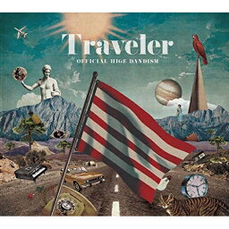 CD/Traveler (通常盤)/<strong>Official髭男dism</strong>/PCCA-4822