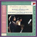 CD/モーツァルト:2台のピアノのためのソナタ 他 (ライナーノーツ) (期間生産限定盤)/ペライア ルプー/SICC-1878