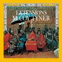 CD/エクステンションズ (解説付)/マッコイ・タイナー/UCCQ-3026