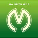 CD/Mrs. GREEN APPLE (通常盤)/Mrs.GREEN APPLE/UPCH-20443