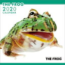 【送料込み】【取寄商品】 2020年カレンダー/THE FROG/20CL-1141 [9/4発売]
