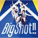 CD/Big Shot (通常盤)/ジャニーズWEST/JECN-574