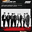 CD/TREASURE EP. Map To Answer (CD+DVD) (Type-A)/ATEEZ/COZP-1627