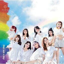 CD/Step and a step (CD+DVD) (初回生産限定盤A)/<strong>NiziU</strong>/ESCL-5470
