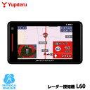 ユピテル GPS & レーダー探知機 L60 ワンボディタイ...