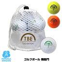 ゴルフボール飛衛門(とびえもん)(白orオレンジor黄色)12球入り 公認球