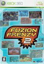 【新品】XBOX360ソフト Fuzion Frenzy 2