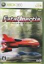 【新品】XBOX360ソフト Fatal Inertia