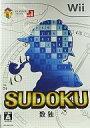 【新品】Wiiソフト SUDOKU 数独
