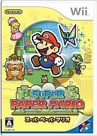 Super paper Mario Wii software