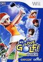 【新品】Wiiソフト WE LOVE GOLF!