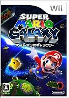 Super Mario Galaxy Wii software