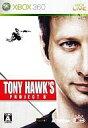 【中古】XBOX360ソフト TONY HAWK'S PROJECT 8