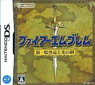 Sword of Nintendo DS ソフトファイアーエムブレム new darkness dragon and the light